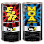 MOA and EPR for low tension piston rings