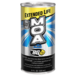 NEW BG Extended Life MOA® for more miles between oil changes