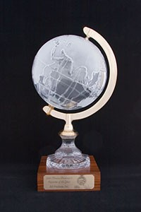2005 Kansas Governor's Exporter of the Year award