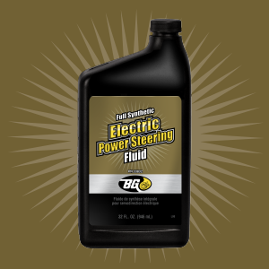 New: BG Full Synthetic Electric Power Steering Fluid