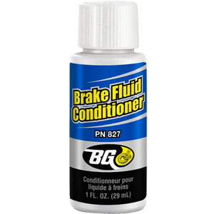 New Brake Fluid Conditioner ensures safe stopping