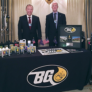 BG Products at the White House for Made in America