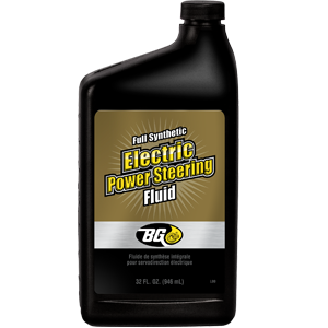 BG Full Synthetic Electric Power Steering Fluid