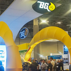 BG launches new market-breaking service at AAPEX