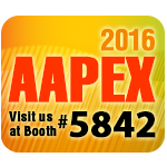 Visit BG booth #5842 at AAPEX