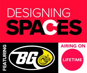 designing spaces on lifetime tv