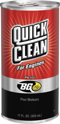 BG 105 | BG Quick Clean for Engines
