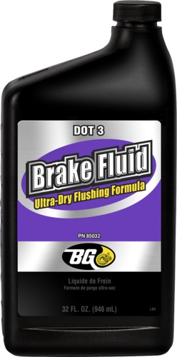 BG 85032 | BG DOT 3 Brake Fluid
