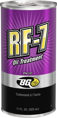 BG 107 | BG RF-7 Oil Treatment