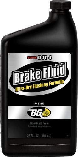 BG 83532 | BG Super DOT 4 Brake Fluid