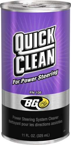 BG 108 | BG Quick Clean for Power Steering