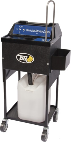 BG 939 machine | BG Drive Line Service Center
