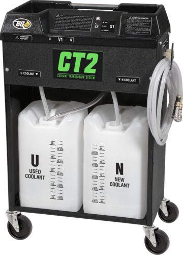 BG CT2 Machine | BG CT2 Coolant Transfusion System