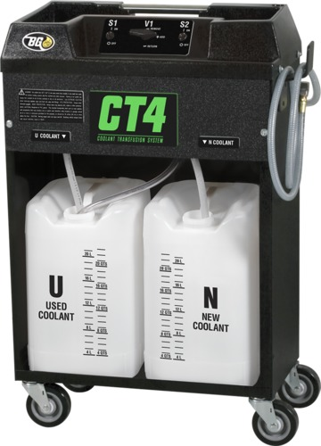 BG CT4 Machine | BG CT4 Coolant Transfusion System