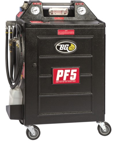 BG PF5 Machine | BG PF5 Power Flush and Fluid Exchange System