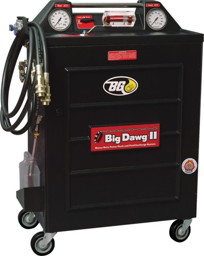 BG PF19 Machine | BG Big Dawg® II Power Flush and Fluid Exchange System