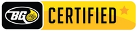 BG BG Certified logo | BG Products, Inc., introduces Service Advisor Training website