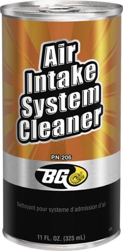 BG 206 | BG Air Intake System Cleaner