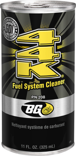 BG 208 | BG 44K® Fuel System Cleaner