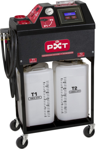BG BG PXT machine | Lab Q&A: PXT® transmission machine power supply
