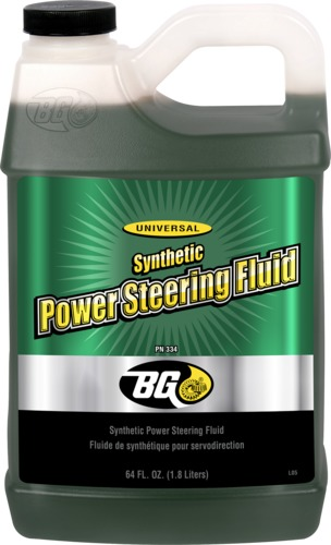 BG 334 | BG Universal Synthetic Power Steering Fluid