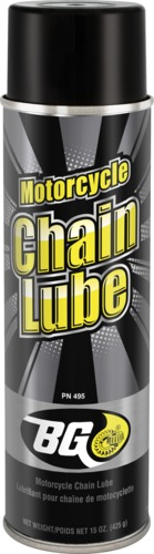 BG 495 | BG Motorcycle Chain Lube