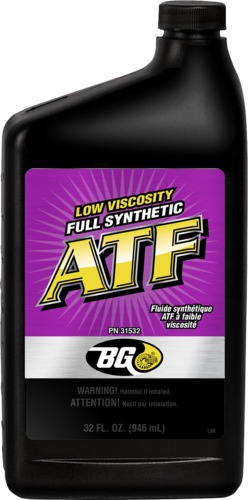 BG 31532 | BG Low Viscosity Full Synthetic ATF