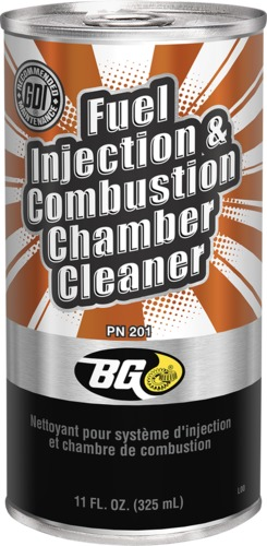 BG 201 | BG Fuel Injection & Combustion Chamber Cleaner