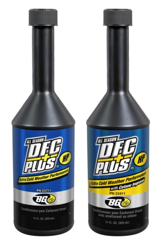 BG 23711 and 23811 | BG DFC Plus® HP Extra Cold Weather Performance