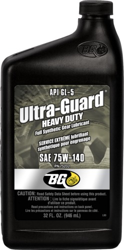 BG 75232 | BG Ultra Guard® Heavy Duty