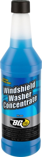 BG 890 | BG Windshield Washer Concentrate